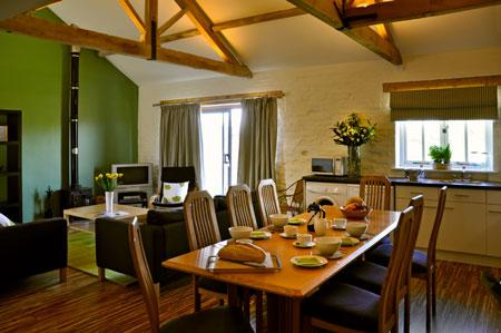 Self Catering Luxury Holiday Cottages In Norfolk Swallow Cottage