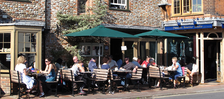 Fine Dining Holidays in North Norfolk