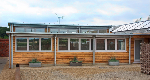 Eco Barn - Eco Friendly Holiday Cottage