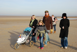 Family Friendly Holidays on the North Norfolk Coast