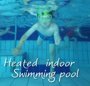 Luxury Holiday Cottages with Heated Indoor Swimming Pool