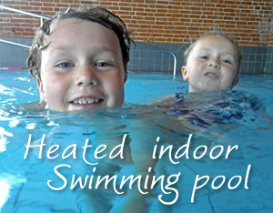 Holiday Cottages with Heated Indoor Swimming Pool