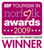 EDP Tourism in Norfolk Award 2009
