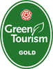 England Green Tourism Gold Award