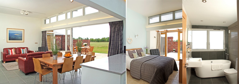 Garden House - Norfolk Luxury Holiday Cottage
