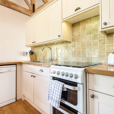 Wagtail Luxury Holiday Cottage Kitchen