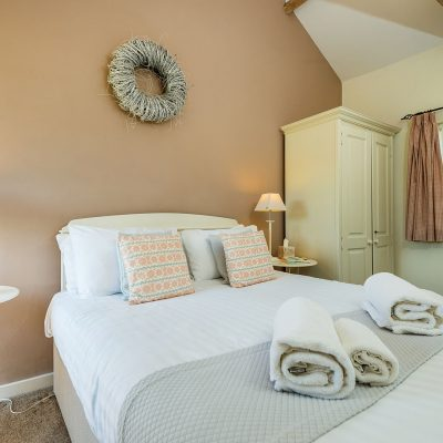 Wagtail Luxury Holiday Cottage Bedroom