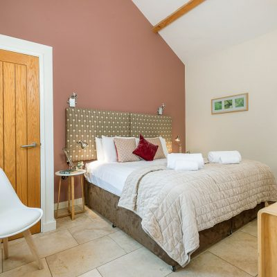 Coot Luxury Holiday Cottage Bedroom