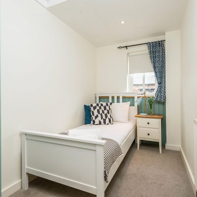 Swallow Luxury Holiday Cottage Single Bedroom