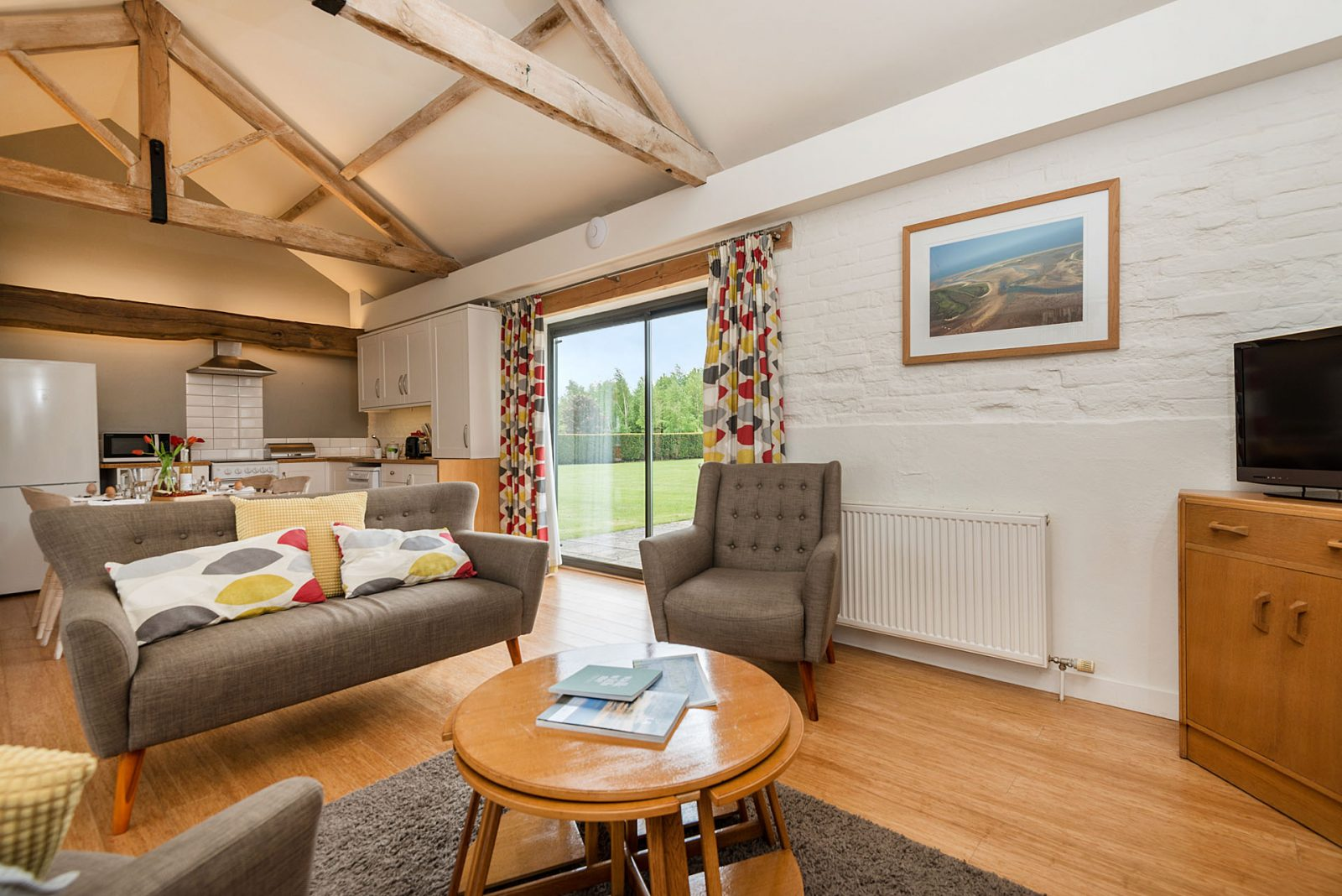 Tern Cottage 4 Luxury Holiday Cottage In North Norfolk Sleeps 4