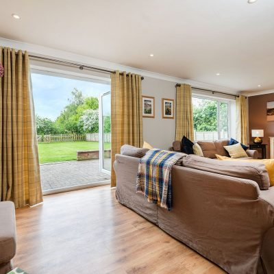 End Cottage Luxury Pet Friendly Holiday Cottage Living Area
