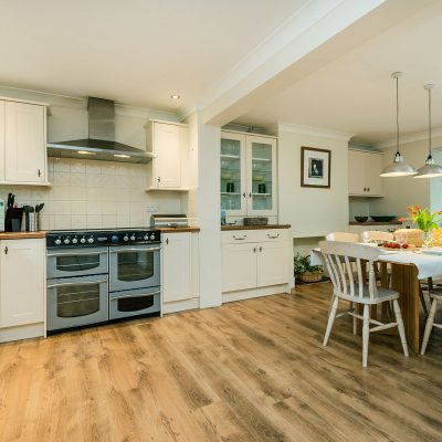 End Cottage Luxury Pet Friendly Holiday Cottage Kitchen