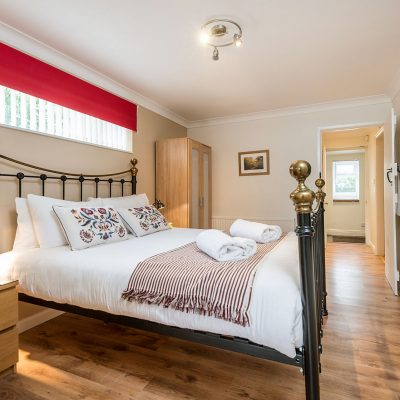 End Cottage Luxury Pet Friendly Holiday Cottage Bedroom