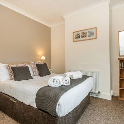 Luxury Pet Friendly Holiday Cottage Bedroom