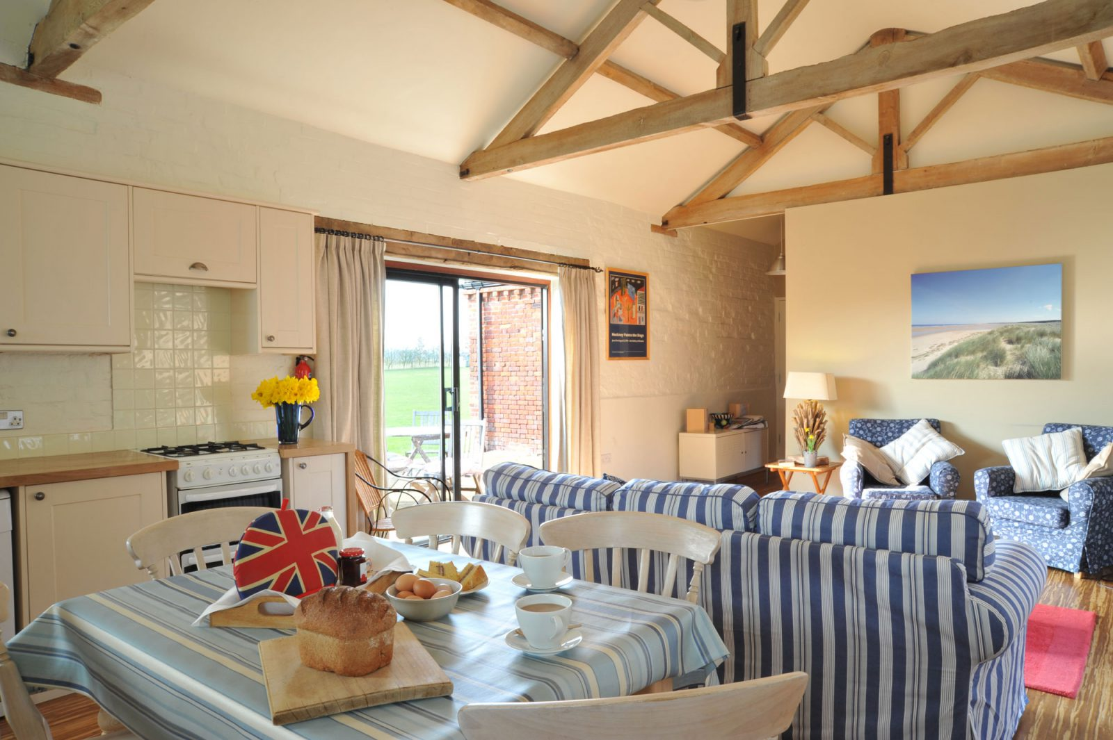 Owl Cottage 4 Luxury Holiday Cottage In North Norfolk Sleeps 4 Cot